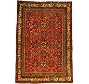 Link to 4' 5 x 7' 9 Hamedan Persian Rug