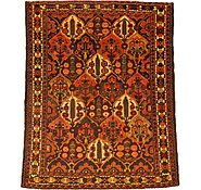 Link to 5' 6 x 6' 8 Bakhtiar Persian Square Rug