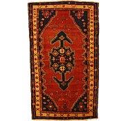Link to 3' 3 x 7' 3 Hamedan Persian Rug