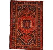 Link to 4' 5 x 6' 7 Zanjan Persian Rug