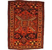 Link to 5' 7 x 7' 8 Shiraz-Lori Persian Rug