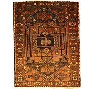 Link to 4' 10 x 6' 4 Shiraz-Lori Persian Rug