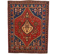 Link to 5' 3 x 6' 10 Shiraz Persian Rug