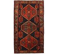 Link to 4' 7 x 8' 1 Khamseh Persian Rug