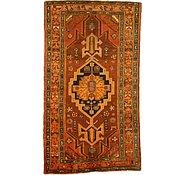 Link to 4' 1 x 7' 6 Khamseh Persian Rug