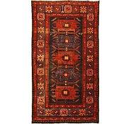 Link to 3' 6 x 6' 6 Khamseh Persian Rug