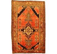 Link to 3' 7 x 5' 11 Khamseh Persian Rug