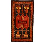 Link to 4' 8 x 8' 10 Koliaei Persian Rug