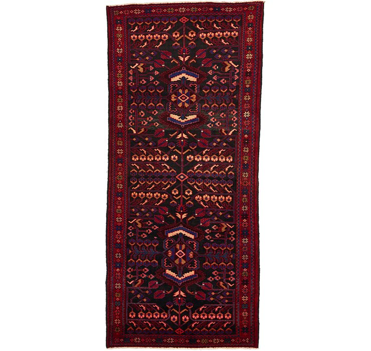 4' 9 x 10' 5 Saveh Persian Runner Rug