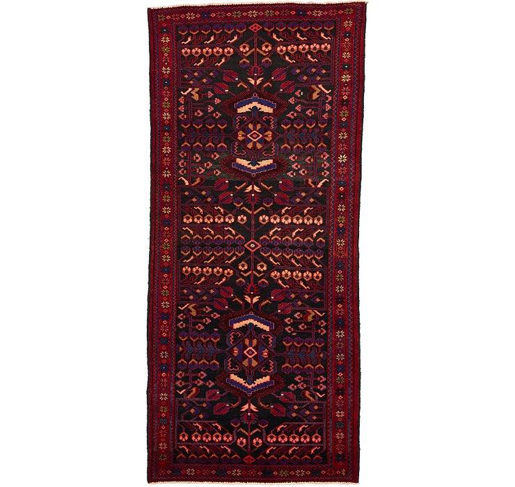 145cm x 318cm Saveh Persian Runner Rug