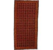Link to 4' 10 x 9' 8 Farahan Persian Rug