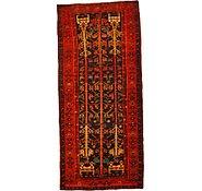 Link to 4' 10 x 10' 11 Sirjan Persian Runner Rug