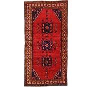 Link to 4' 11 x 9' 8 Hamedan Persian Rug