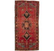 Link to 4' 9 x 9' 10 Hamedan Persian Runner Rug