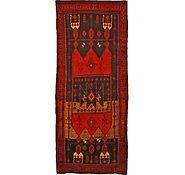 Link to 4' 10 x 11' 10 Koliaei Persian Runner Rug