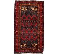 Link to 5' 1 x 9' 3 Koliaei Persian Runner Rug