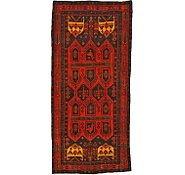 Link to 4' 3 x 9' 3 Koliaei Persian Rug