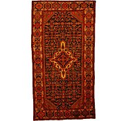 Link to 4' 4 x 8' 1 Saveh Persian Rug