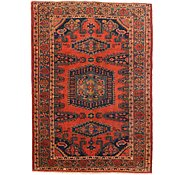 Link to 5' 2 x 7' 4 Viss Persian Rug
