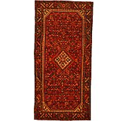Link to 4' 11 x 10' 2 Hossainabad Persian Runner Rug