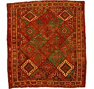 Link to 5' 7 x 6' 4 Bakhtiar Persian Square Rug
