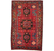 Link to 4' 5 x 7' Zanjan Persian Rug