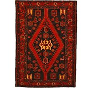 Link to 4' 6 x 6' 8 Mazlaghan Persian Rug