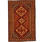 Link to 4' 3 x 6' 5 Shiraz Persian Rug