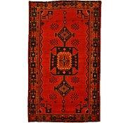 Link to 4' 7 x 7' 9 Hamedan Persian Rug