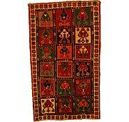 Link to 3' 10 x 6' 9 Shiraz-Lori Persian Rug
