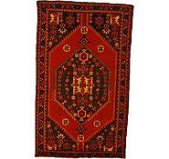 Link to 4' 3 x 7' Ferdos Persian Rug