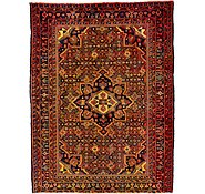 Link to 5' 1 x 6' 10 Hossainabad Persian Rug