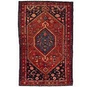 Link to 4' 6 x 7' 1 Zanjan Persian Rug