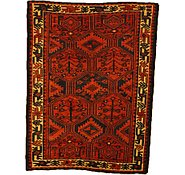 Link to 4' 6 x 6' 1 Ghoochan Persian Rug
