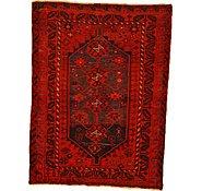 Link to 4' 9 x 6' 3 Zanjan Persian Rug