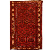 Link to 5' 2 x 8' Ghoochan Persian Rug