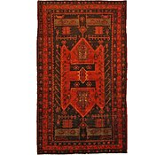Link to 4' 10 x 8' 4 Hamedan Persian Rug