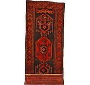 Link to 4' 11 x 11' 11 Zanjan Persian Runner Rug