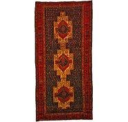 Link to 4' 10 x 10' Sanandaj Persian Runner Rug
