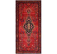 Link to 5' x 10' 9 Hamedan Persian Runner Rug