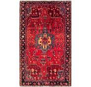 Link to 178cm x 287cm Nahavand Persian Rug