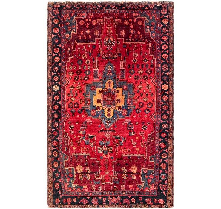 5' 10 x 9' 5 Nahavand Persian Rug