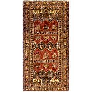 5' x 10' Hamedan Persian Rug