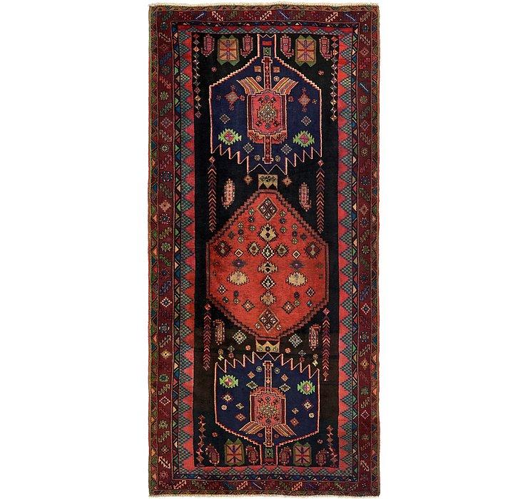 4' 10 x 10' 4 Sirjan Persian Runner Rug