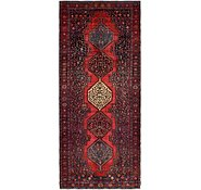 Link to 4' 9 x 10' 10 Koliaei Persian Runner Rug