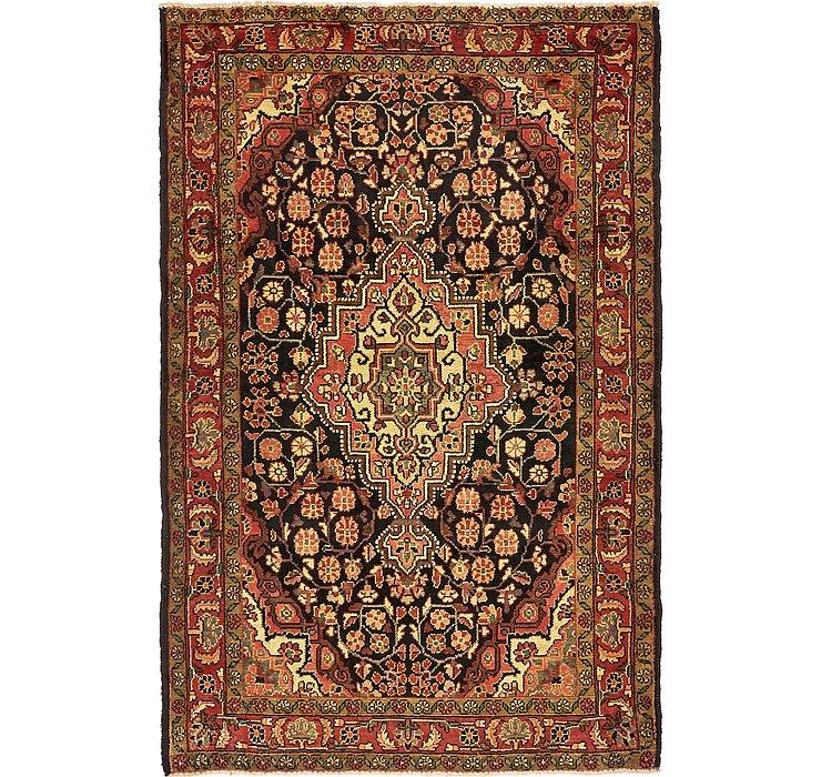 4' 4 x 6' 9 Nanaj Persian Rug