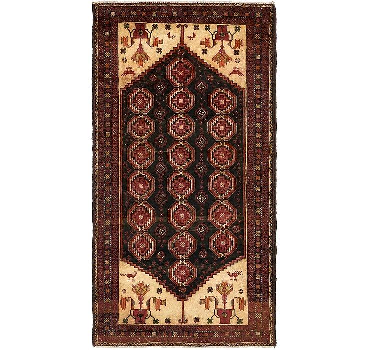 4' 4 x 8' Balouch Persian Rug