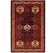 Link to 5' 3 x 8' 3 Shiraz-Lori Persian Rug