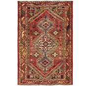 Link to 4' 2 x 6' 5 Shiraz Persian Rug
