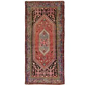 Link to 4' x 8' 4 Zanjan Persian Runner Rug